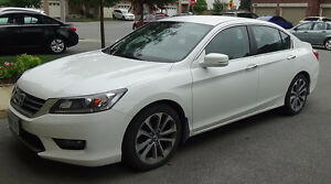 2014 Honda Accord Sport Sedan-Lease Takeover