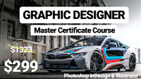 Become a Certified GRAPHIC DESIGNER in 12 weeks!