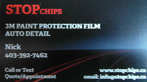 3M & XPEL PAINT PROTECTION FILM-PPF