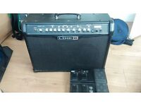 Line 6 Spider4 120W (Guitar Amp) + Effects Pedal London