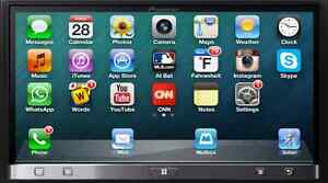 Pioneer AppRadio for iPhone 5 / 6 ios7 - DOUBLE DIN