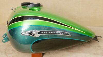 Harley Original CVO Tank Petrol Fuel Emblem Dash Gauge Street Glide Touring
