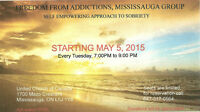 FREEDOM FROM ADDICTIONS MISSISSAUGA GROUP