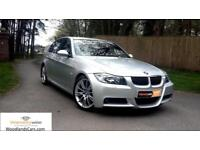 2008/08 BMW 330d 3.0TD M Sport Manual, FBMWSH, Immaculate example