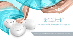 D-Link Covr AC1200 Whole Home Mesh Wi-Fi System