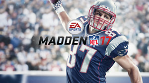 Playstation 4 NFL Madden 17 - Works Perfect - No Issues