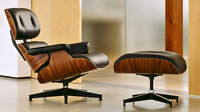 Eames Lounge Chair Replica with Ottoman | BLACK FRIDAY SALE