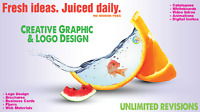 Logo & Graphic Design @ Affordable Prices & Within Your Budget!