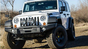Jeep AEV Tubeless Front Bumper