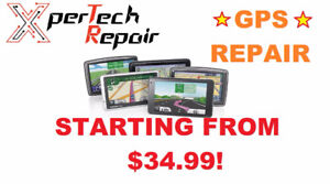 ALL GPS REPAIRS/UPDATES>>>>STARTING AT $34.99!!*** OPEN 7 DAYS