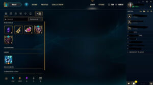 LEAGUE OF LEGENDS ACC RARE SKINS/SUMMONER ICONS GOLD ELO S5