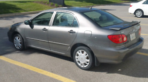 One Owner Car. 2005 Corolla