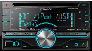 Like new Kenwood dpx-500bt