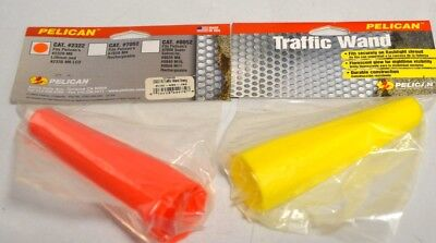 Pelican Traffic Wand 2322 Fits 2320 M6 Lithium And 2320 M6 Led Flashlight -2 P