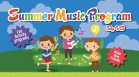 1-Week Summer Music Program [Kanata Music Centre]