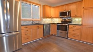 West-End Beautiful Renovated 3+1 Bedroom Executive Home w/Garage