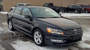 PRIVATE SALE! 2015 VW Passat Comfortline. Only 8,500 km!