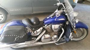 2006 Honda VTX 1300T SAFETIED
