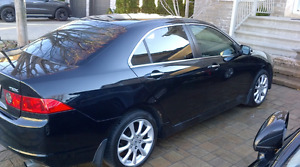 2006 Acura TSX 6 Speed Manual