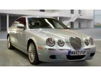 2007 Jaguar S-Type 2.7d V6 XS 4dr Auto SALOON Diesel Automatic