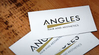 Angles Cochrane Now Hiring a Full-Time Hairstylist Apprentice