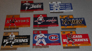 2015-16 , Upperdeck Tim Hortons , Diecuts , ( TH-1 to TH-15 )
