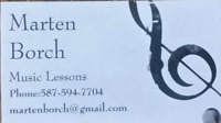 Music Lessons, Pay what you can.
