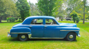 1950 Dodge Special Deluxe -- Excellent Condition