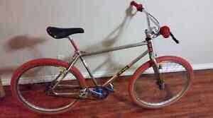 All Original 80's mongoose bmx kos kruiser