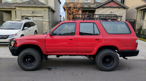 1993 Toyota 4Runner Great Condition