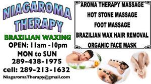 Niagara Aroma Therapy Spa & Massage Open Now