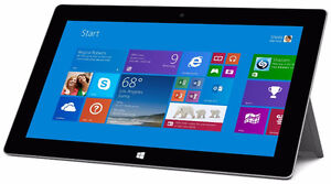 Microsoft Surface 2 - With keyboard