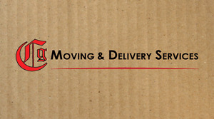CG MOVING AND DELIVERY SERVICES