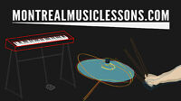 Piano Lessons / Cours de Piano