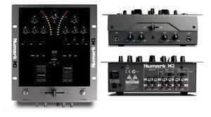NUMARK M3 2-channel Scratch Mixer
