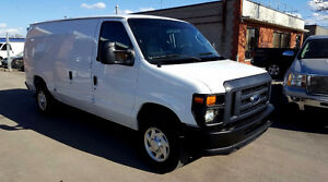 2012 Ford E-250 Cargo Van 122K Certified and E-tested
