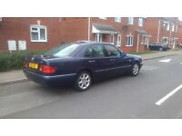 Mercedes E220 Full history service OR swap