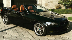 2009 BMW 3-Series 335i Sport Pack Convertible