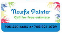 Newfie Painter - Free Estimates!!