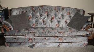 Chesterfield & love seat
