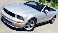 2005 Mustang V6 / Convertible / Automatique / AC