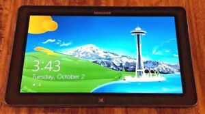 "Samsung ATIV Smart PC Tablet 500T 2GB 64GB 11.6"" Win 8"