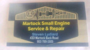 Martock small engine service and repair