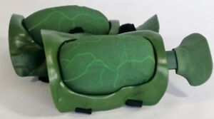 Marvel Hulk Biceps Green Pop Out When Flexing Stapped to Arm