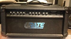 Tête amplificateur de guitare 100W Crate GX-1200H