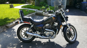 1986 Honda shadow VT500
