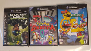 Nintendo Gamecube Games and Console