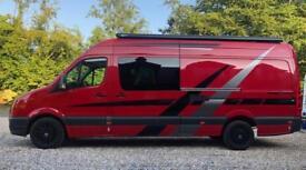 2013 VW Crafter sports home, Motocross van, Race van