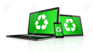 Recycle Your Old PC & Laptops