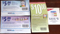 Change for similac coupons